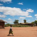 Girl in rural area- OBGYN launch photo