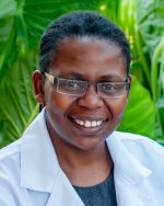 Tamiwe Tomoka, MBBS, is the first female pathologist in Malawi.