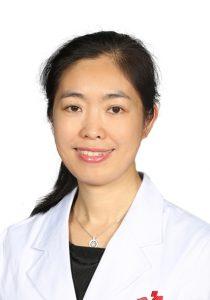 headshot of Linghua Li