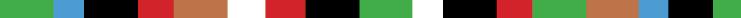 bar of institute colors