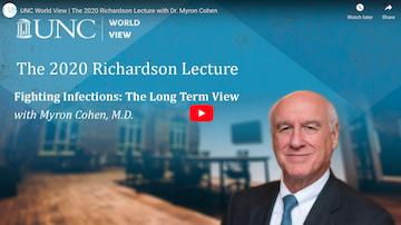 screenshot of lecture title screen