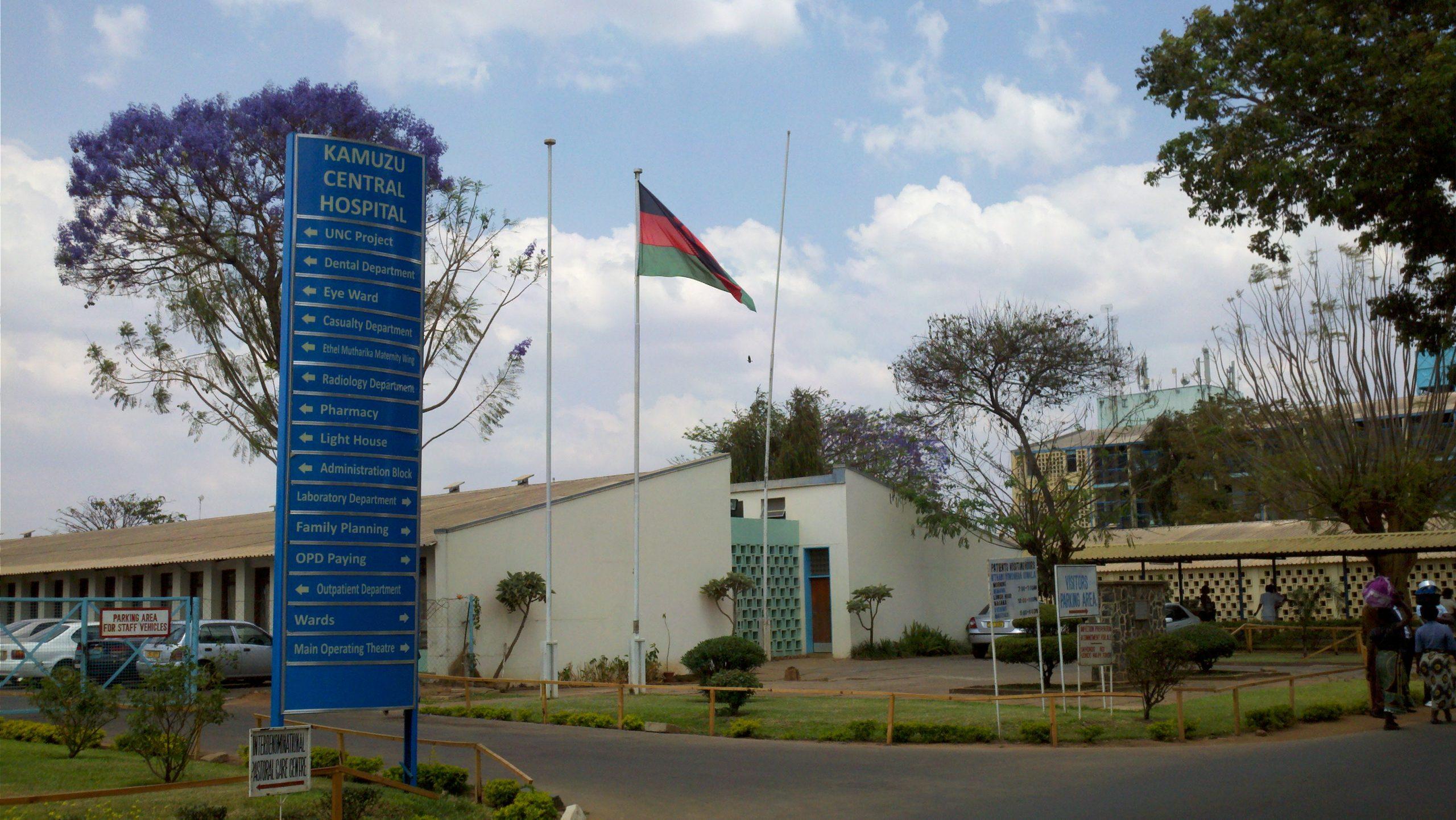 Kamzu Central hospital UNC Project-Malawi Site