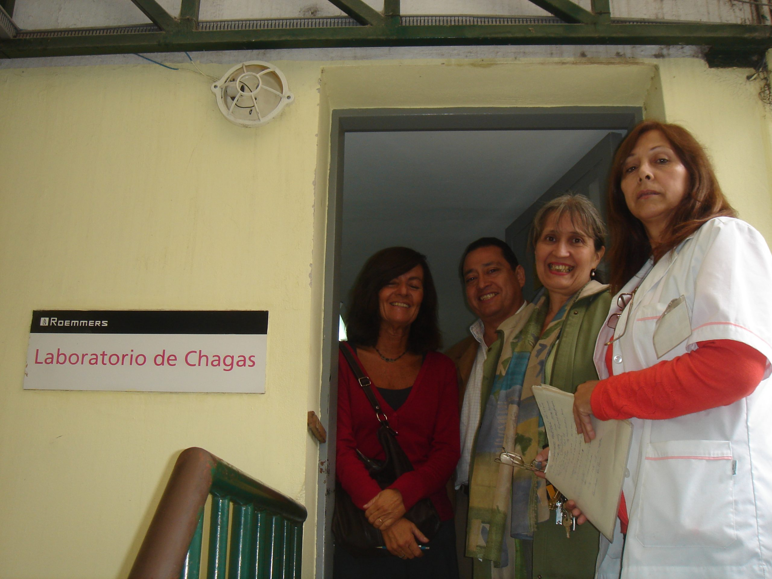 Nurses and Trainees in Peru