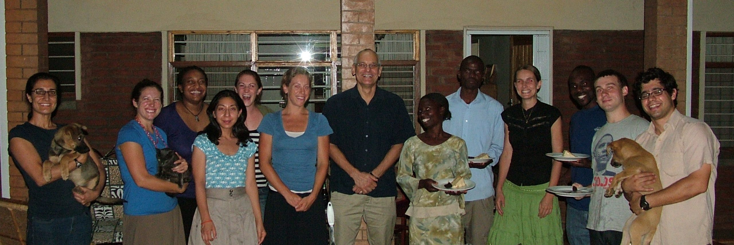 UJMT Trainees in Malawi