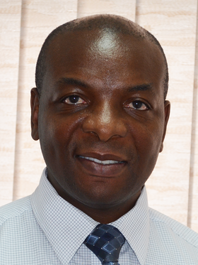 Victor Mwapasa Headshot