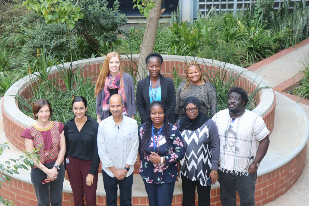 WITS South Africa HIV Training Program Trainees at an Implementation Science 2-day training