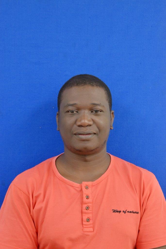 Emmanuel Singogo headshot